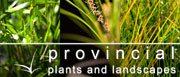 Provincial Plants