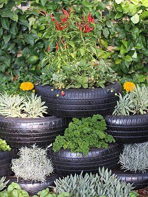 Herb Garden Design planting a Herb Garden