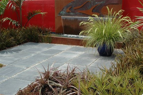 Garden design landscape design ideas and photographs for Courtyard garden designs australia