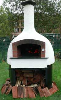 Wood Fired Pizza Oven by Polito Wood Fired Ovens