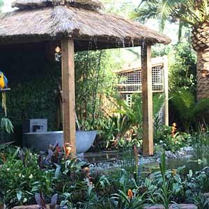 Balinese Gazedo Design