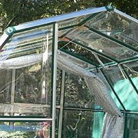 Polycarbonate Greenhouse