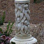 Garden Pedestals and Columns