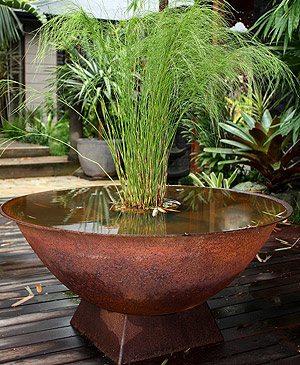 Balinese Lotus Bowl