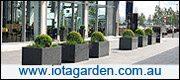 Iota Garden Pots