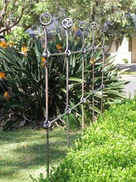 Brock Metal Craft Trellis