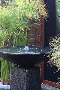 Modern Stone Fountain