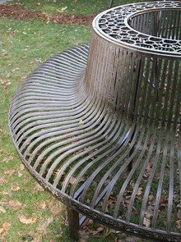 Outdoor Tree Surround Seating