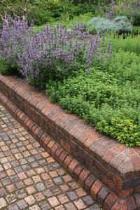 Raised Herb Garden Bed