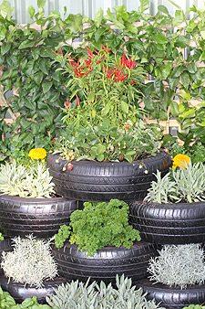 Small Garden Design Idea