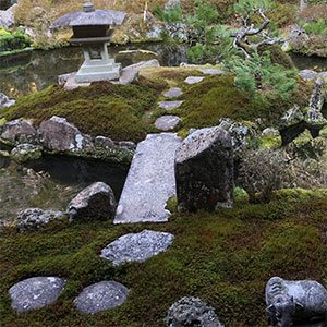 Japanese Garden Design Detail