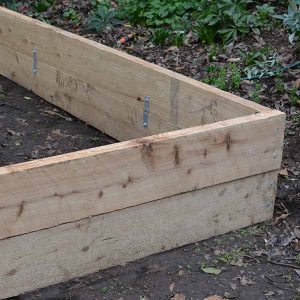 Build a raised Garden Bed