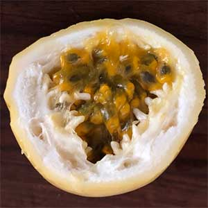 Yellow Passionfruit Pulp